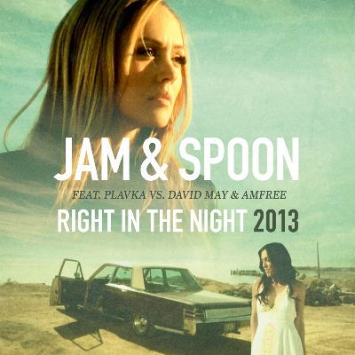 Jam and Spoon RITN 2013 Cover